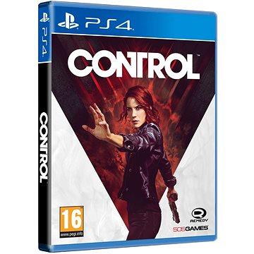 Control - PS4 (8023171042435)