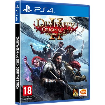 Divinity: Original Sin 2 - Definitive Edition - PS4 (3391891999755)