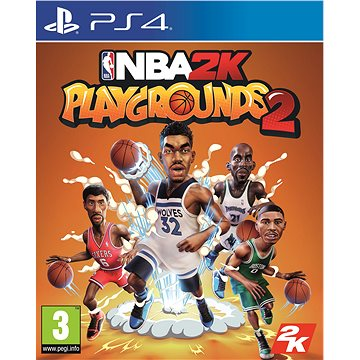 NBA Playgrounds 2 - PS4 (5026555425292)