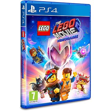 LEGO Movie 2 Videogame - PS4 (5051892220231)