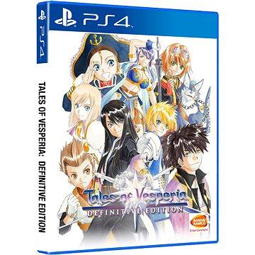 Tales of Vesperia: Definitive Edition - PS4 (3391892000016)