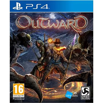Outward - PS4 (4020628773823)