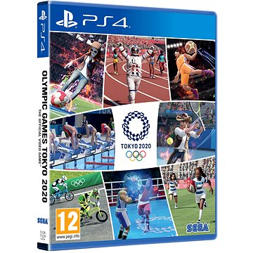 Olympic Games Tokyo 2020 - The Official Video Game - PS4
