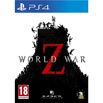 World War Z - PS4 (710535418804)