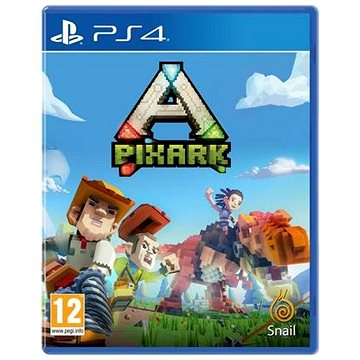 PixARK - PS4 (0884095194000)