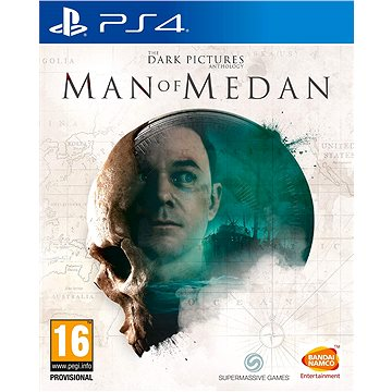 The Dark Pictures Anthology: Man of Medan - PS4 (3391892002652)