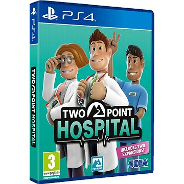 Two Point Hospital - PS4 (5055277035670)