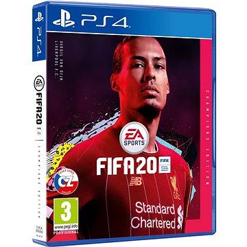 FIFA 20 Champions Edition - PS4 (1080931)