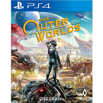 The Outer Worlds - PS4 (5026555426251)