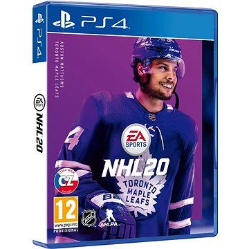 NHL 20 - PS4 (1061270)