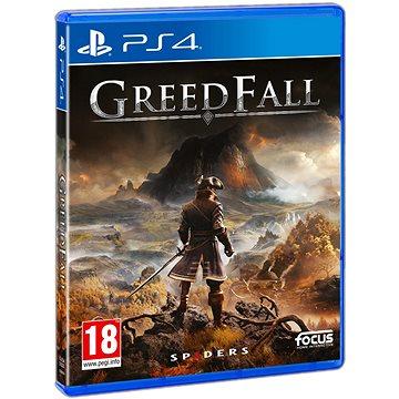 Greedfall - PS4 (3512899118362)