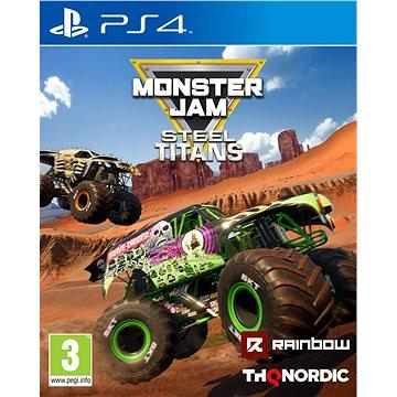 Monster Jam: Steel Titans - PS4 (9120080074041)