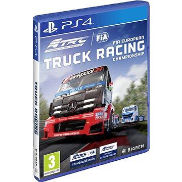 FIA European Truck Racing Championship - PS4 (3499550374551)