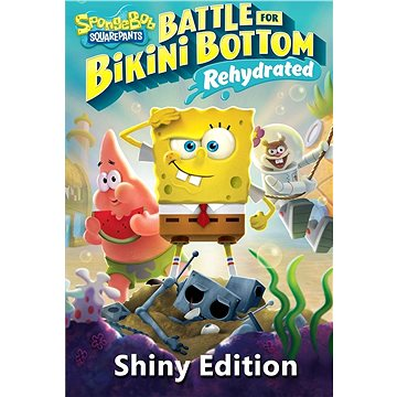 Spongebob SquarePants: Battle for Bikini Bottom - Rehydrated Shiny Edition - PS4 (9120080075390)