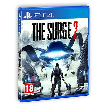 The Surge 2 - PS4 (3512899121201)