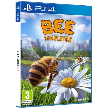 Bee Simulator - PS4 (3499550377330)