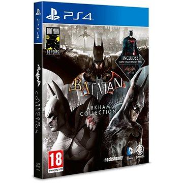 Batman: Arkham Collection - PS4 (5051892224291)