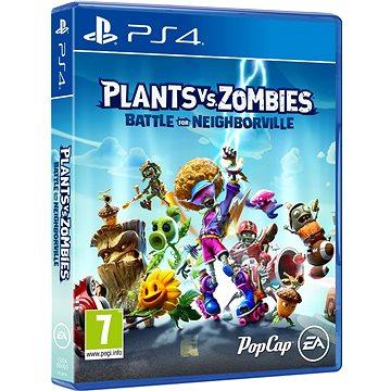 Plants vs Zombies: Battle for Neighborville - PS4 (5030945121749)