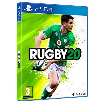 Rugby 20 - PS4 (3499550378061)