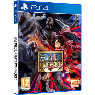 One Piece Pirate Warriors 4 - PS4 (3391892007626)