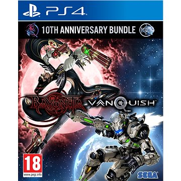 Bayonetta and Vanquish 10th Anniversary Bundle - PS4