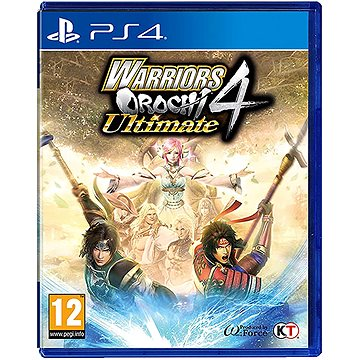 Warriors Orochi 4 Ultimate - PS4 (5060327535765)