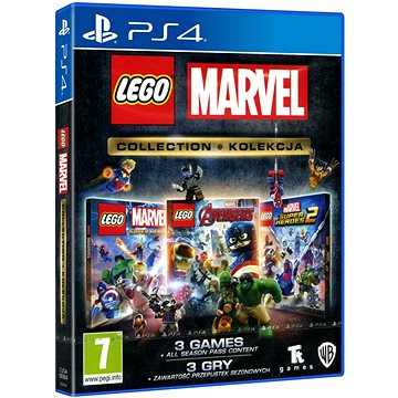 LEGO Marvel Collection - PS4 (5051890323156)