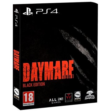 Daymare: 1998 Black Edition - PS4 (8437020062046)