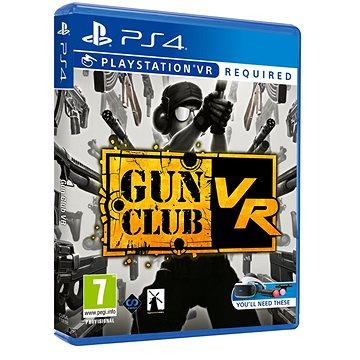 Gun Club - PS4 VR (5060522095538)