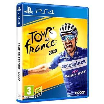Tour de France 2020 - PS4 (3665962000481)