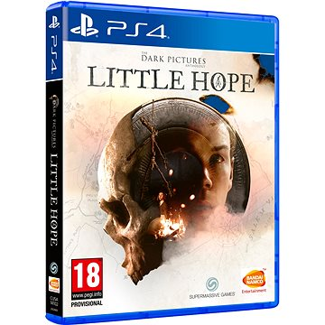The Dark Pictures Anthology: Little Hope - PS4 (3391892007824)