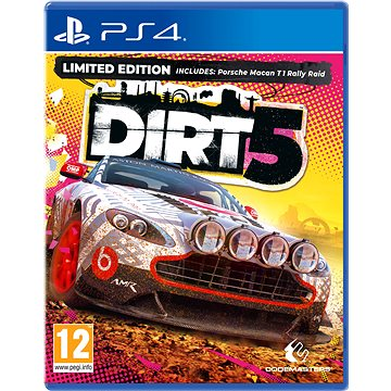 DiRT 5 - Limited Edition - PS4 (4020628710002)