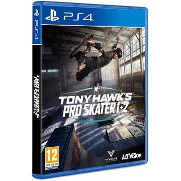 Tony Hawks Pro Skater 1 + 2 - PS4 (5030917291166)