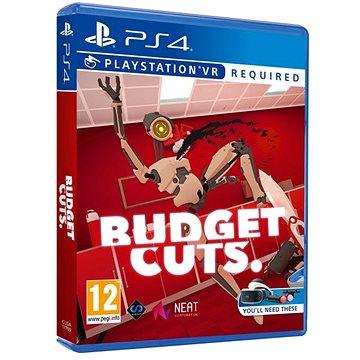 Budget Cuts - PS4 VR (5060522094968)