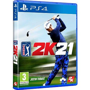 PGA Tour 2K21 - PS4 (5026555428125)