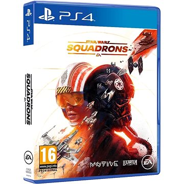Star Wars: Squadrons - PS4 (5030940123465)