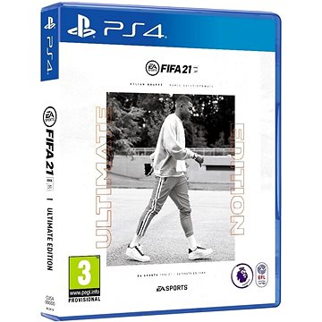 FIFA 21 - Ultimate Edition - PS4 (5035225124236)