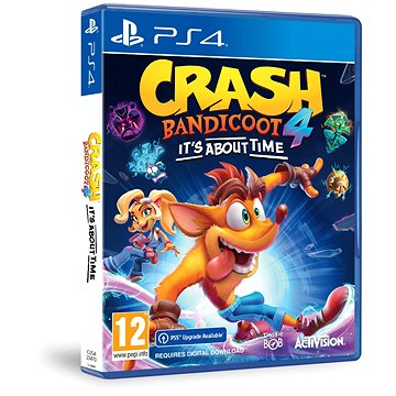 Crash Bandicoot 4: Its About Time - PS4 (5030917290961)