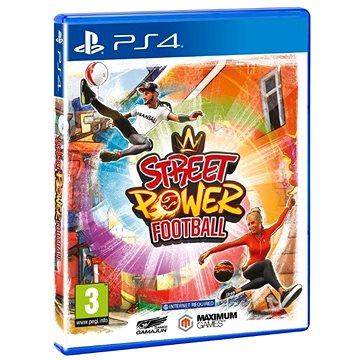 Street Power Football - PS4 (5016488135825)
