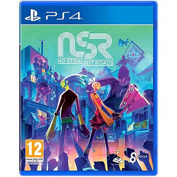 No Straight Roads - PS4 (5056208805225)