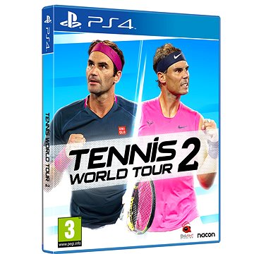 Tennis World Tour 2 - PS4 (3665962002881)