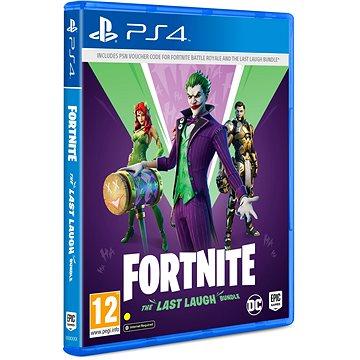 Fortnite: The Last Laugh Bundle - PS4 (5051890324221)