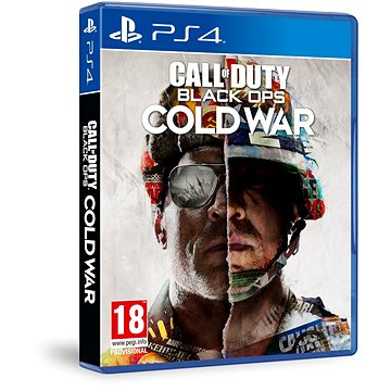 Call of Duty: Black Ops Cold War - PS4 (5030917291821)