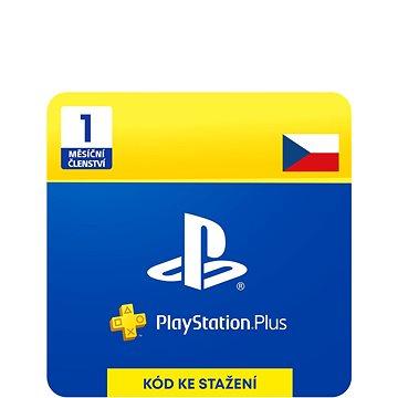 PlayStation Plus 1 měsíční členství - CZ Digital (SCEE-XX-S0041439)