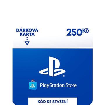 PlayStation Store - Kredit 250 Kč - CZ Digital (9212-00004)