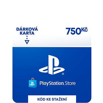 PlayStation Store - Kredit 750 Kč - CZ ESD (9212-00006)