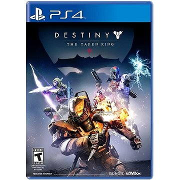 Destiny: The Taken King - PS4 CZ Digital (SCEE-XX-S0023345)