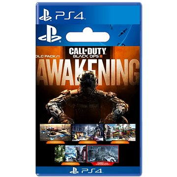 Call of Duty: Black Ops III - Awakening DLC - PS4 CZ Digital (SCEE-XX-S0023264)