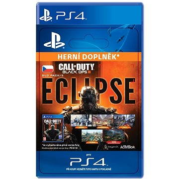 Call of Duty: Black Ops III - Eclipse DLC - PS4 CZ Digital (SCEE-XX-S0024774)