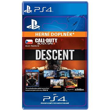 Call of Duty: Black Ops III - Descent DLC - PS4 CZ Digital (SCEE-XX-S0025813)
